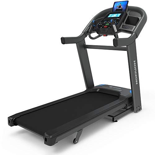 Horizon Fitness Cinta de correr de estudio de entrenamiento avanzado