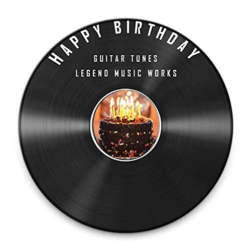 Happy Birthday (Fender Strat Guitar)