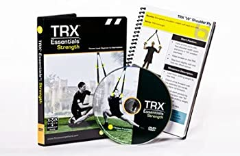 TRX Training Boot Camp Training DVD  Ropes & Straps Help to Build Muscle
