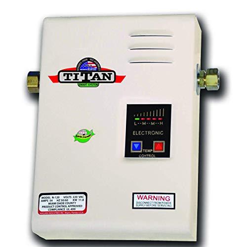 Titan Electric Tankless Water Heater