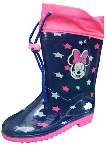 Disney Minnie Mouse Mädchen Gummistiefel (12,5 UK)