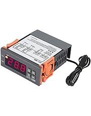 STC-1000 - Regulador de temperatura digital -50 ℃ ~ 99 ℃ Alarma termostato inteligente LED con sensor AC110 V-220 V