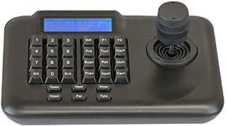 GW Security Pan Tilt Zoom PTZ Controller with 3 axis Joystick LCD Display CCTV Dome Camera 3D Keyboard Controller