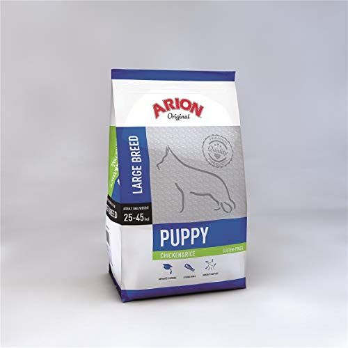 Arion - Puppy large chicken & rice