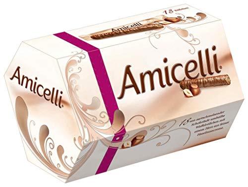 Amicelli - Waffelršllchen FeingebŠck - 18St/225g