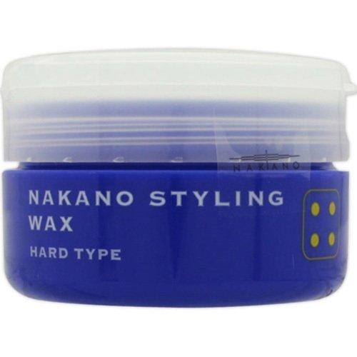 ナカノ スタイリングワックス 4 ハードタイプ 90g 中野製薬 NAKANO [並行輸入品]