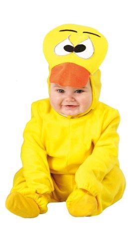 Déguisement de canard pour bébé - 1-12 meses