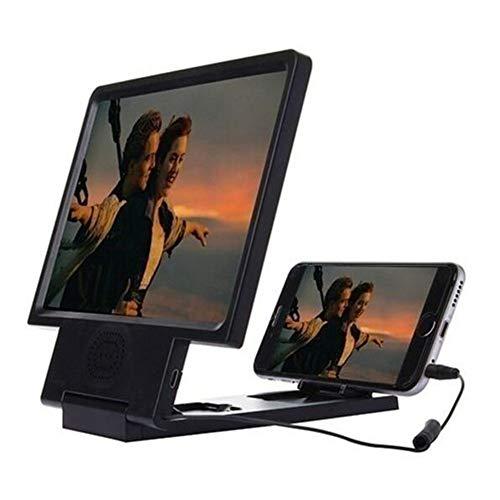 Bildschirm des Handy-3D HD vergrößern Vergrößerungsglas-Film-Verstärker-praktischer Lautsprecher