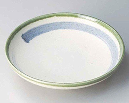 Oribe 23.5cm Teigwaren-Schüssel White Ceramic Japanisch traditionell