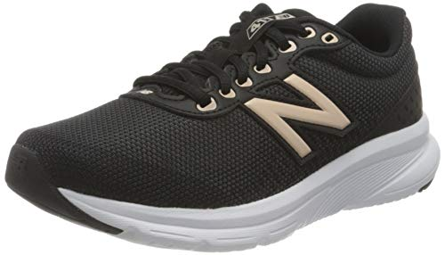 New Balance W411V2, Zapatillas para Correr Mujer, Black (LB2), 40.5 EU