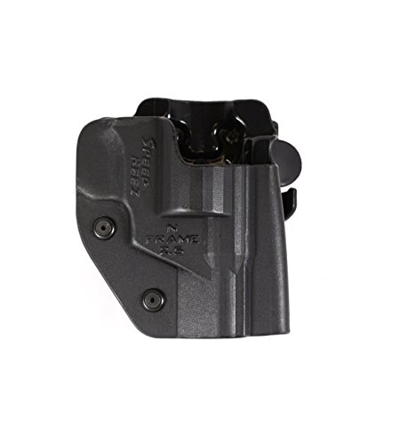 Speed Beez Outside The Waist Band S&W 625, 627, 629 Snub Nose Tactical Revolver Holster (Fits Smith & Wesson 2.50-2.65 Inch N-Frame) IDPA and USPSA Legal