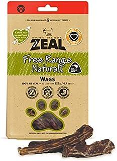 Zeal Free Range Natural Wags Dog Treats 125g