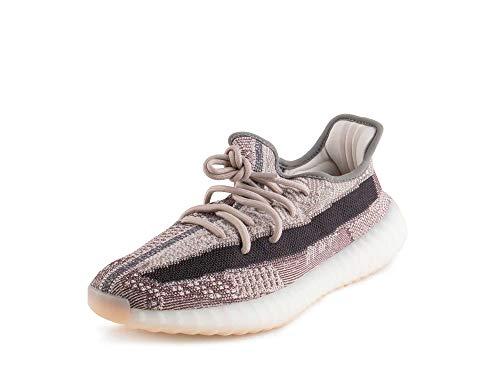 adidas Mens Yeezy Boost 350 V2 Sneaker, Adult, Zyon/Zyon/Zyon, 12 M US
