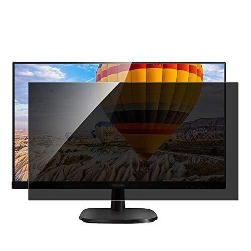 WSC Datenschutz-Bildschirmfilter, Verwendet Für Desktop-Computer LCD-Computer-Monitor, Blendschutzfolie, Verwendet Für Datenvertraulichkeit, Datenschutzfolie (22-35,4 Zoll)(Size:22 in (382×215mm))