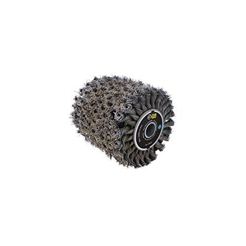 Fartools 110884 - Spazzola in fibra metallica intrecciata per rinnovatore