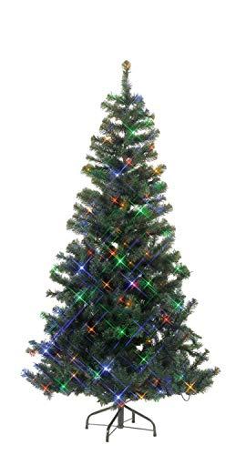 Best Season - Árbol de navidad (plástico), color verde