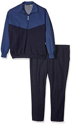 Schneider Sportswear Herren Anzug Stuttgart, Ente/Marine, 27