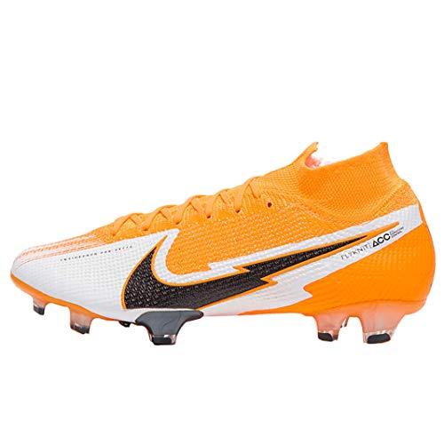 Scarpe Calcio Nike Mercurial Superfly 7 Elite FG Arancio 36