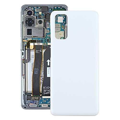 Dmtrab para La batería de la contraportada for Samsung Galaxy S20 (Negro) (Color : Red)