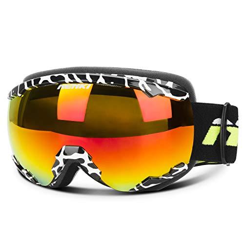 NENKI NK-1006 & NK-1007 - Gafas esquí Hombre Mujer