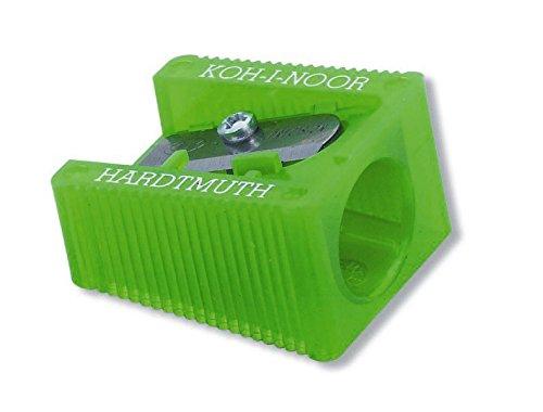 Koh-I-NOOR Jumbo-Kunststoff-Spitzer, 0,12mm