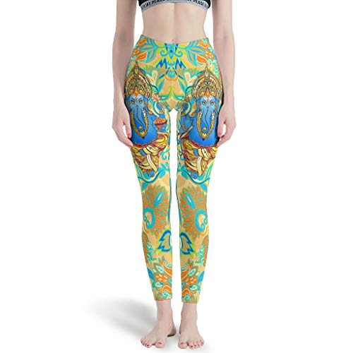O5KFD & 8 dames patroon fitness leggings dames sexy lichte leggingbroek lopen dames yoga leggings -