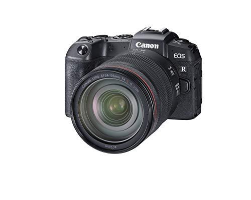 Câmera Canon EOS RP Kit 24-105 Mm F/4L IS USM
