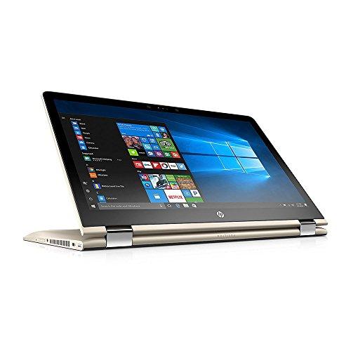 HP x360 2-in-1 Convertible Laptop 15.6 FHD Touchscreen, Intel Core i5-7200U, 8GB RAM, 128GB SSD, AMD Radeon 530 2GB Dedicated Graphics, Windows 10, Stylus Pen Included