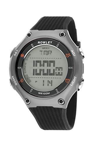 Reloj NOWLEY Hombre Digital Hora Mundial