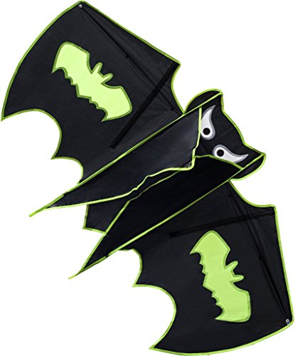 NICELY HOME Kite Batman for Kids and Adults - Large Size Cute Design Perfect for Outdoor Activities - Easy to Assemble Launch & Fly Built to Last