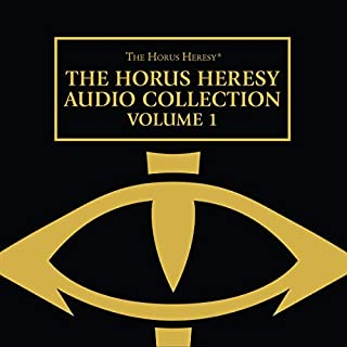 Horus Heresy Collection, Volume 1 audiobook cover art