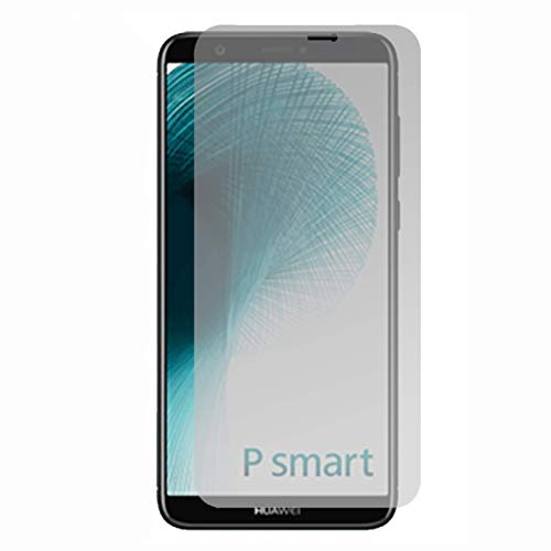 Movilrey Protector para Huawei P Smart/Enjoy 7S Cristal Templado de Pantalla Vidrio 9H para movil
