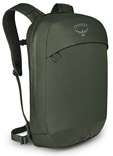 Osprey Transporter Panel Loader Laptop Backpack, Haybale Green, One Size