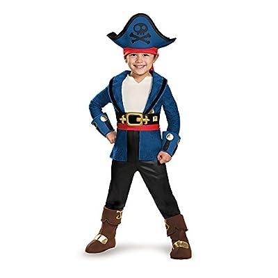 Disney Jake & the Neverland Pirates Deluxe Boys' Costume