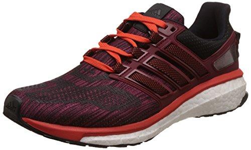 adidas energy boost 3 m - Zapatillas de running para Hombre, Rojo - (BURUNI/ENERGI/NEGBAS) 47 1/3