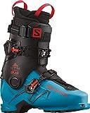 SALOMON Botas Alpinas S/Lab MTN, esquí Hombre, Black/Transcend, 44/45 EU