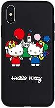 1 piece Hello Kitty Cute Cartoon Cat Soft Case for iPhone 5 5s SE 6 6Plus 6s 6sPlus 7 7Plus 8 8Plus X Xs XR Xs Max Phone Cover Coque