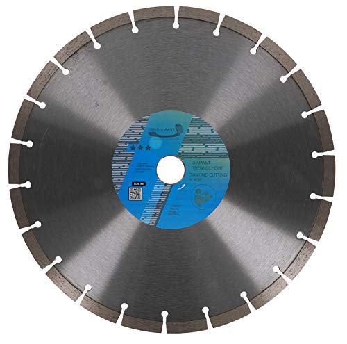 PRODIAMANT Disco de corte de diamante universal (300 x 25,4 mm, segmento de 10 mm)
