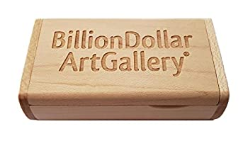 BillionDollarArtGallery Transform Your TV Into Wall Art | Display 500 of The World s Most Iconic Paintings | Unique Gift | Home Décor | Decorate Every Room | Living Room Decor | Bedroom | Home Office