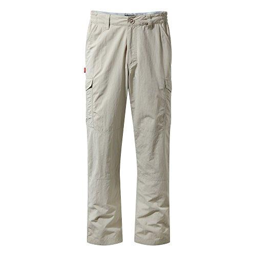 Craghoppers NosiLife Pantalon cargo pour homme - Beige - 44