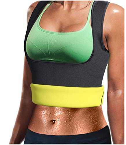 Women Neoprene Vest Waist Trainer Weight Loss Slimming Body Shaper Hot...
