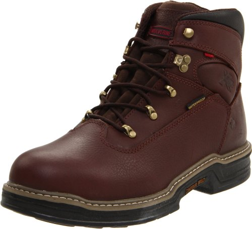 Wolverine Men's W04821 Buccaneer Boot, Dark Brown, 10 M...