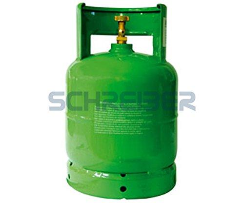 Kältemittel R600a Isobutan, 5kg inkl. Zylinder, Refrigerant R600a Isobutane