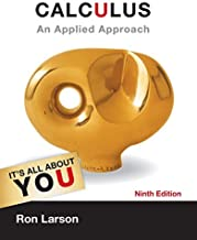 Calculus: An Applied Approach (Textbooks Available with Cengage Youbook)
