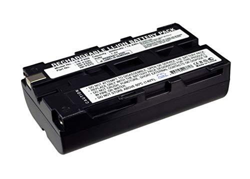 2000mAh Battery For Sony CCD-TR845E, CCD-TRV86PK, DCR-TRV310E, HDR-FX1E