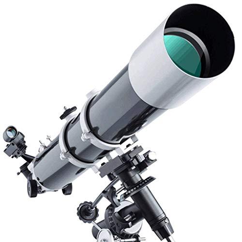 Astronomisches Teleskop,Zeltplatz, 70Mm Blende,Vollvergütete Glasoptik,Mit Stativ Und Koffer,Tragbares Kampierendes Astronomisches Teleskop-TC-9