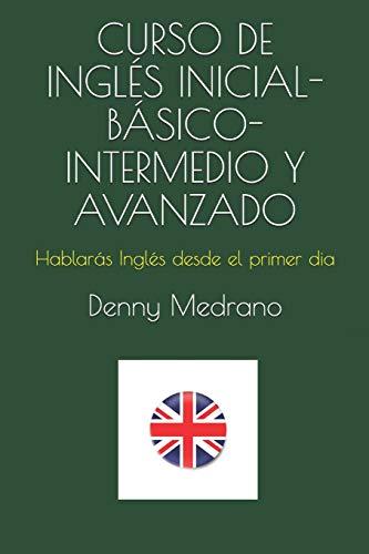 Libro De Inglés Intermedio  marca Independently Published