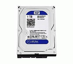 Western Digital HDD WD10EZEX 1TB SATA 6Gb/s Desktop 7200rpm 64MB Cache Bare Drive