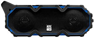 New IMW889 Super Lifejacket Jolt Heavy Duty Rugged and Waterproof Portable Bluetooth Speaker with Qi Wireless Charging, 30 Hours of Battery Life, 100FT Wireless Range and Voice Assistant