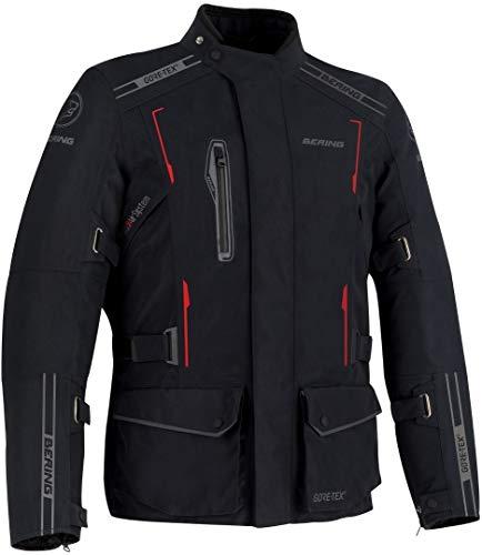 BERING Giacche Moto YUKON Nero, Nero, XL